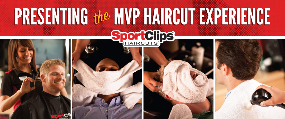 The Sport Clips Haircuts of Somerville MVP Haircut Experience